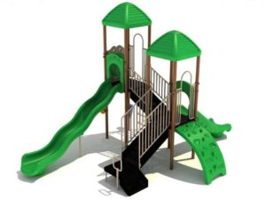 burbank commercial playground structure 1