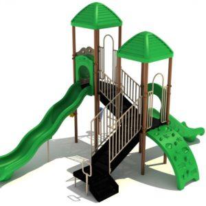 Burbank Playground Structure