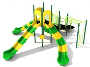 cambridge commercial play structure 1