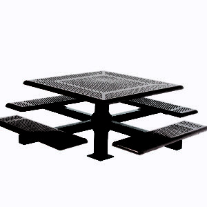 Cantilever Picnic Table