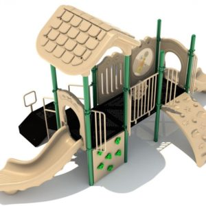 Chapel Hill Playground Structure