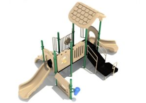 chapel hill commercial playground structure 2