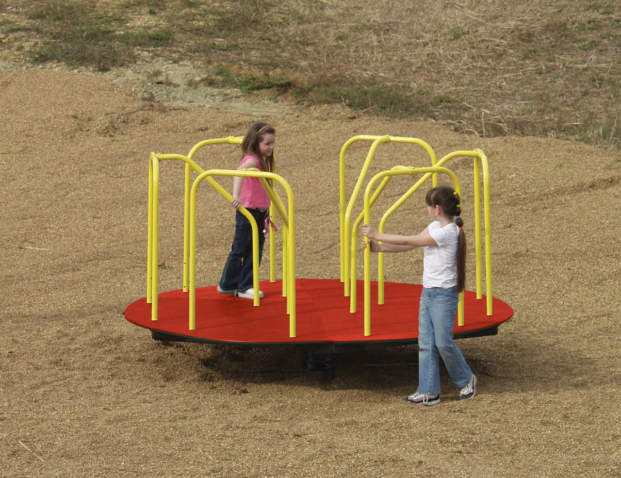 Classic Merry Go Round Pro Playgrounds The Play And