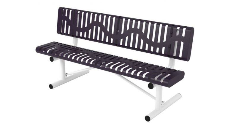classic rolled bench portable mount