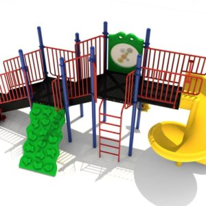 Columbia Playground Structure