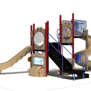 Columns of Fun Playground