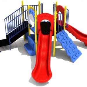 Costa Mesa Playground Structure