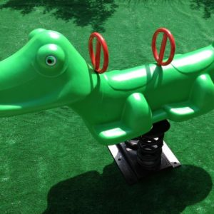 Croc Spring Rider