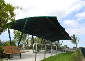 custom commercial shade structure 5