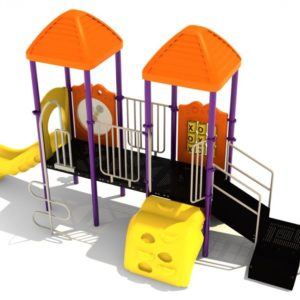 Des Moines Playground Structure
