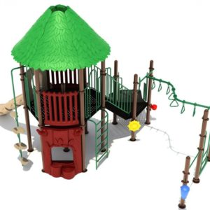 Diamond Point Play Structure