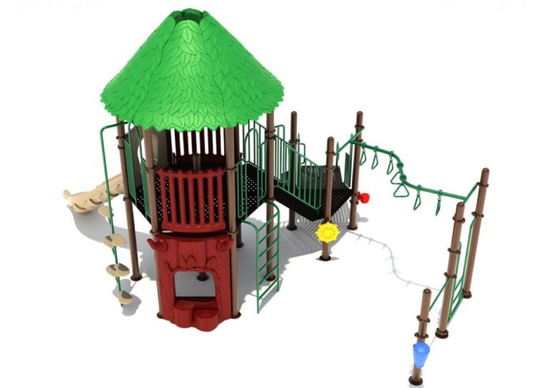 diamond point commercial play structure 1