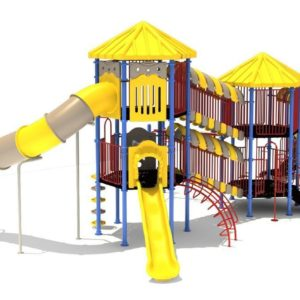 Double Decker Playground