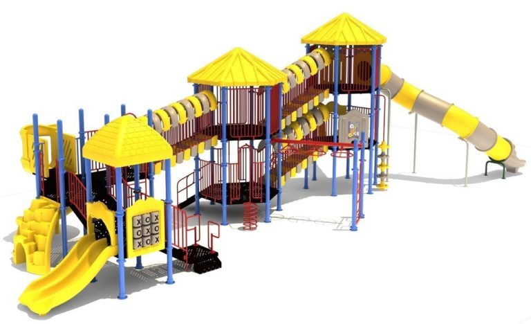 double decker commercial playground 2