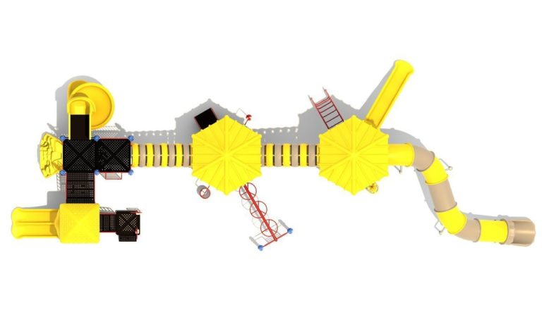 double decker commercial playground 3