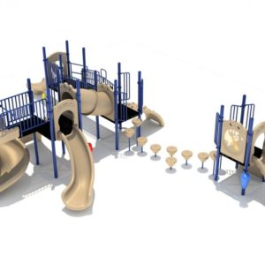 Eau Claire Playground Structure