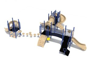 eau claire commercial playground structure 2