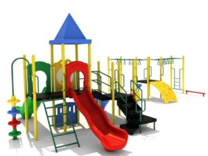 emerald city commercial playground 1