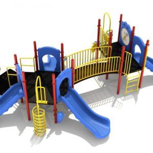 Eugene Playground Structure