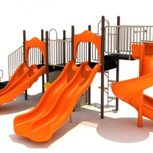 Fargo Playground Structure