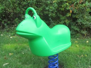 frog commercial spring rider 1