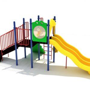 Fullerton Playground Structure