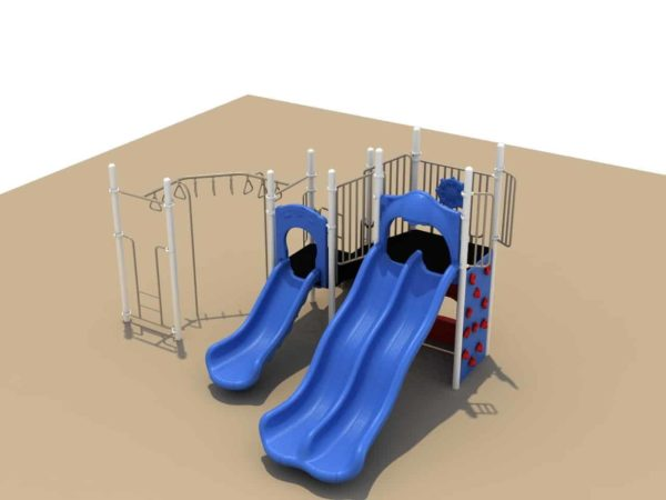 fun for all commercial play system 1