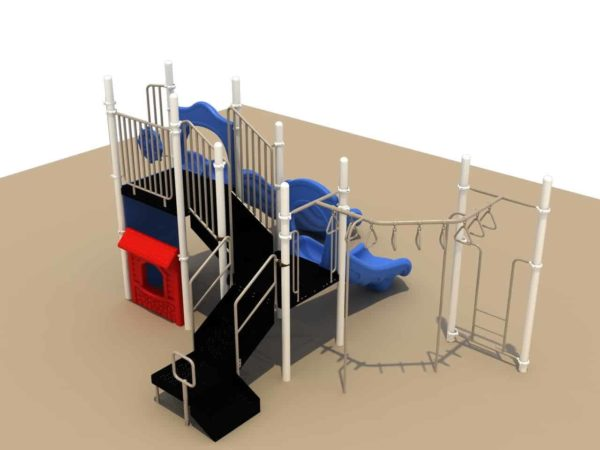 fun for all commercial play system 2