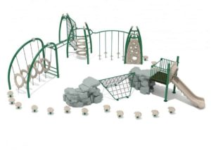 gold coast commercial playground structure 1