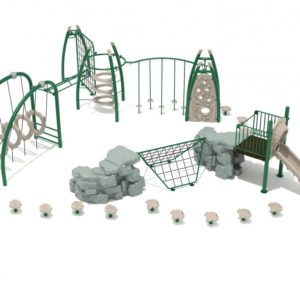 Gold Coast Playground Structure