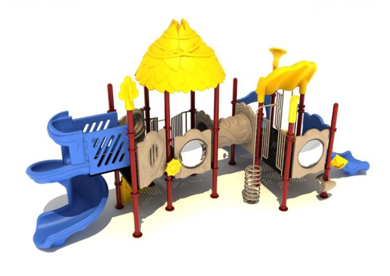 harvest moon commercial playground structure 3