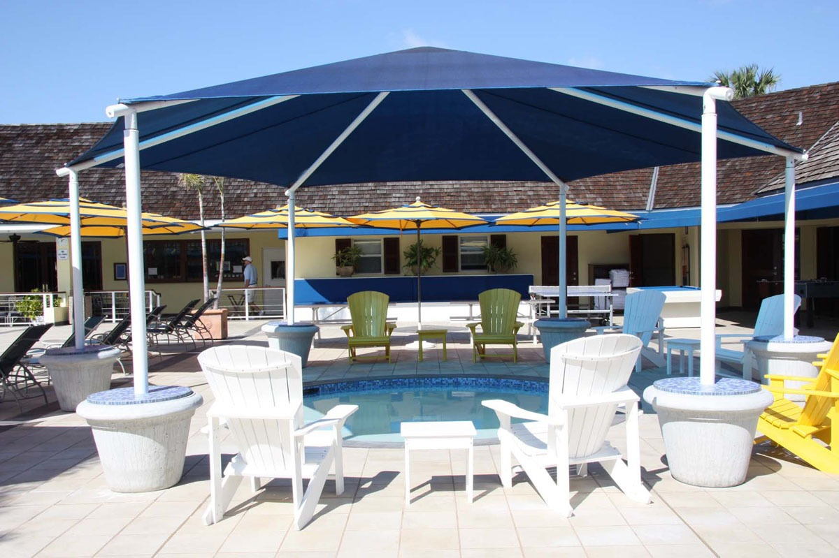 Hexagon Shade Structure Pro Playgrounds The Play