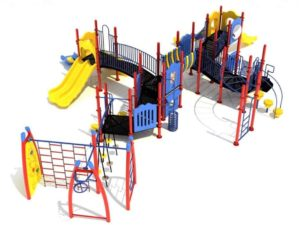 hubbard commercial play structure 1