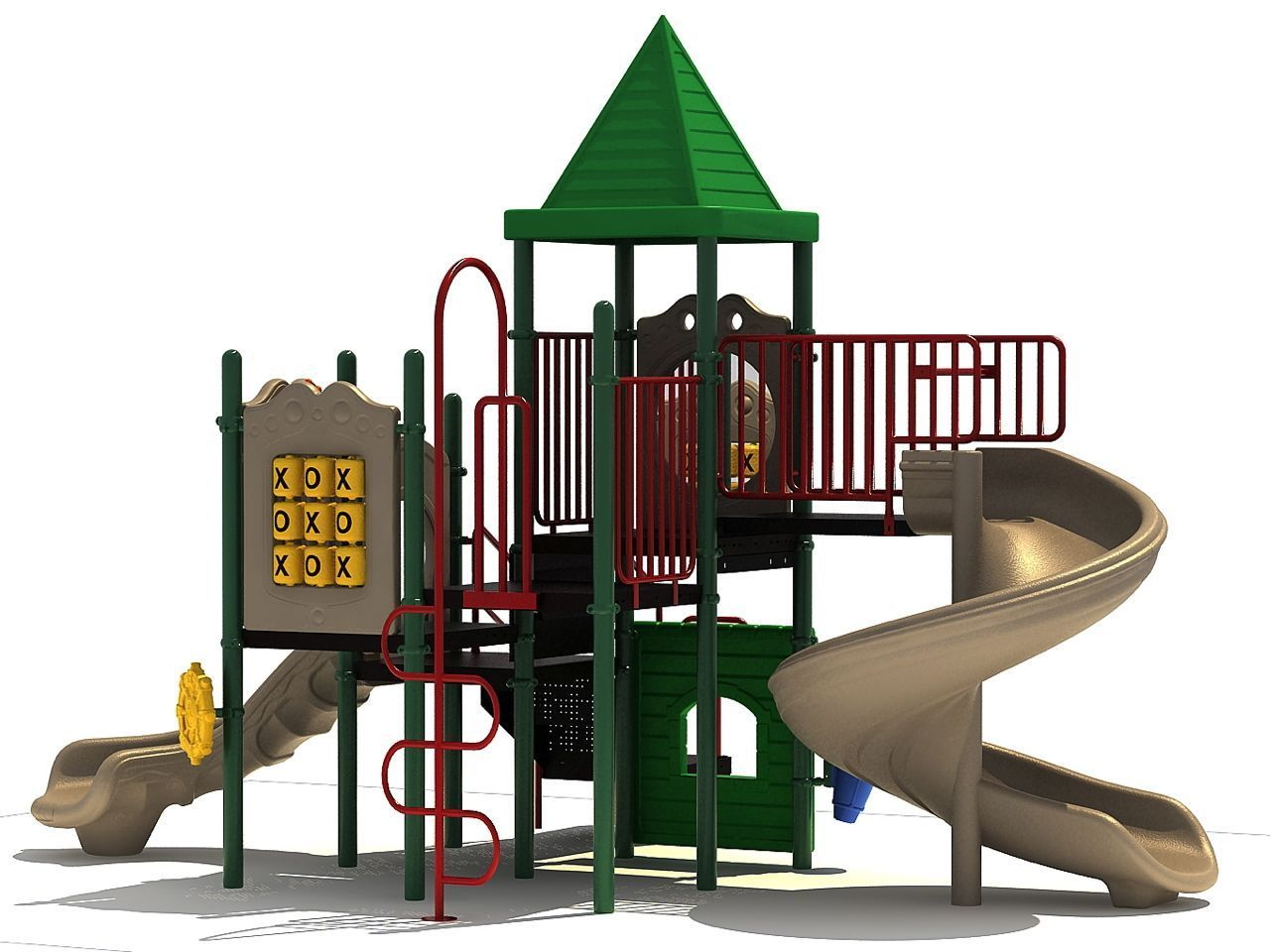 Imagination Station Playground Playground Equipment Pro
