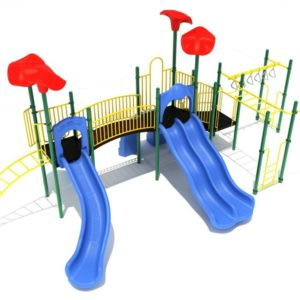 Irvine Corner Play Structure
