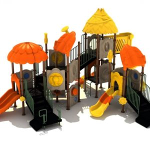 Johnny Appleseed Play Structure