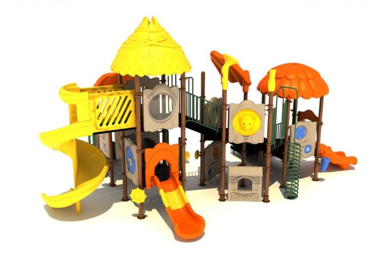 johnny appleseed commercial play structure 4