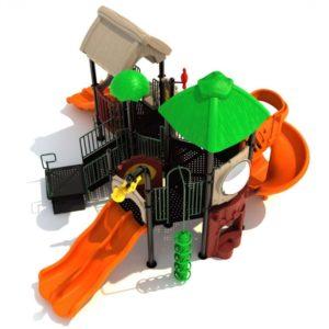 Kicking Kangaroo Play Structure