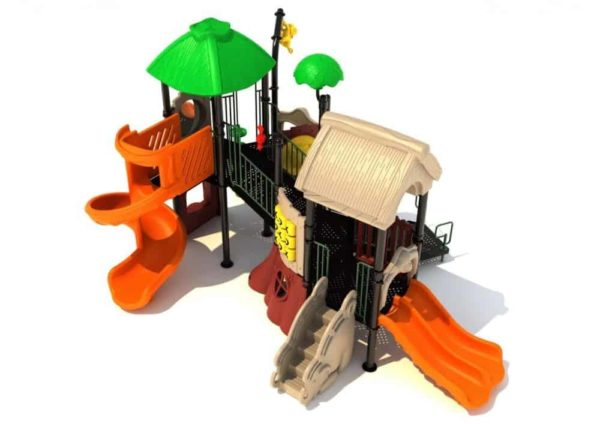 kicking kangaroo commercial play structure 4