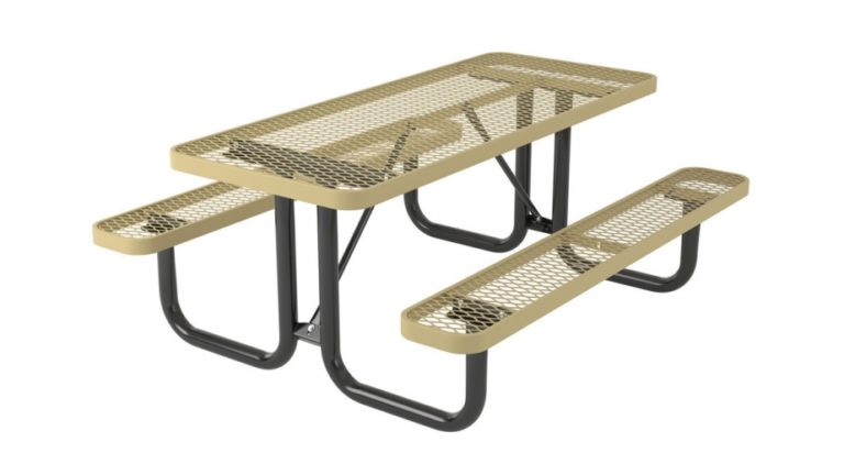 l series portable picnic table 2