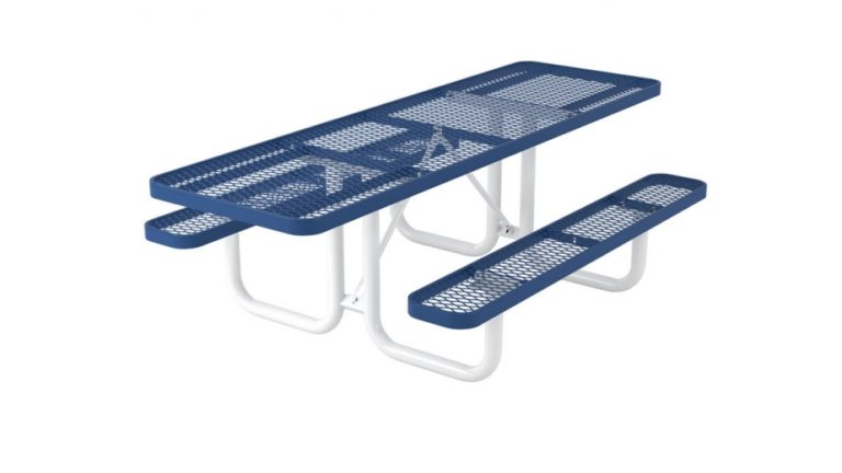l series portable picnic table ada