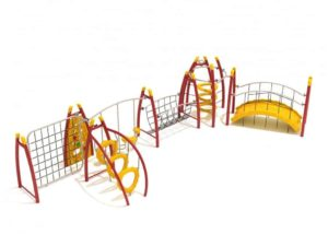 lava tree commercial playground structure 1