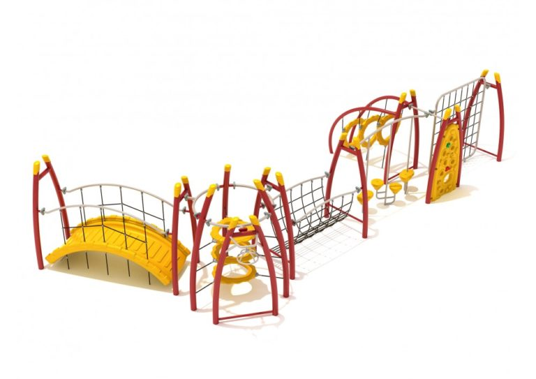 lava tree commercial playground structure 2