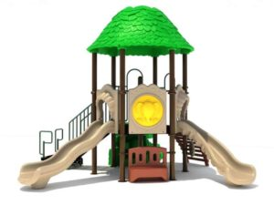 lazy lagoon commercial play structure 1