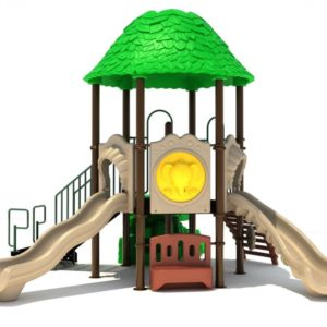 Lazy Lagoon Play Structure
