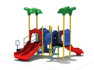 leafs of fun commercial play system 1