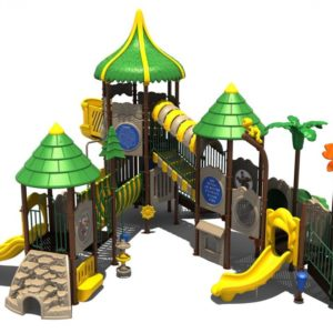 Lime Point Play Structure