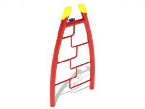 maze rung commercial vertical ladder attachment
