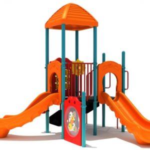 Miami Beach Playground Structure