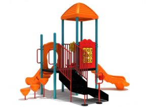 miami beach commercial playground structure 2